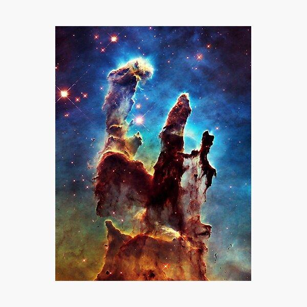 Pillars of Creation Photographic Print