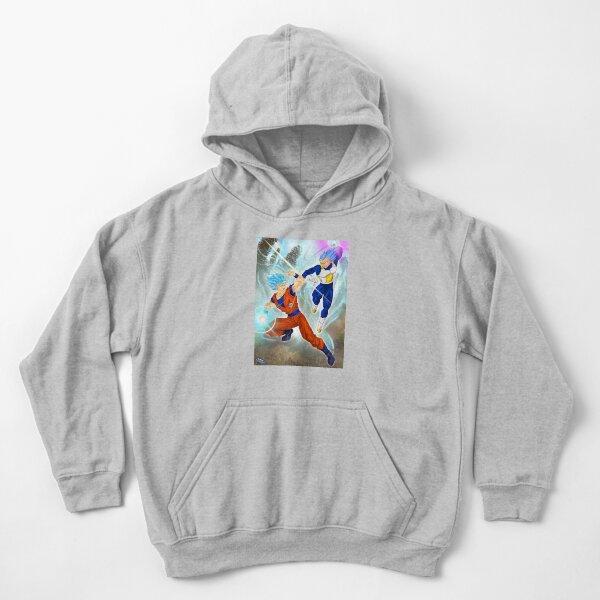 Dragon Ball Z Saiyan Power Over 9000 Men/'s Varsity Jacket