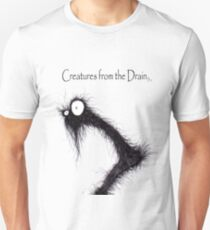 the creatures from the drain 3 Unisex T-Shirt