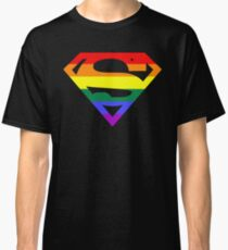 Super Queer 2 Classic T-Shirt