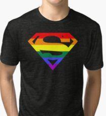 Super Queer 2 Tri-blend T-Shirt