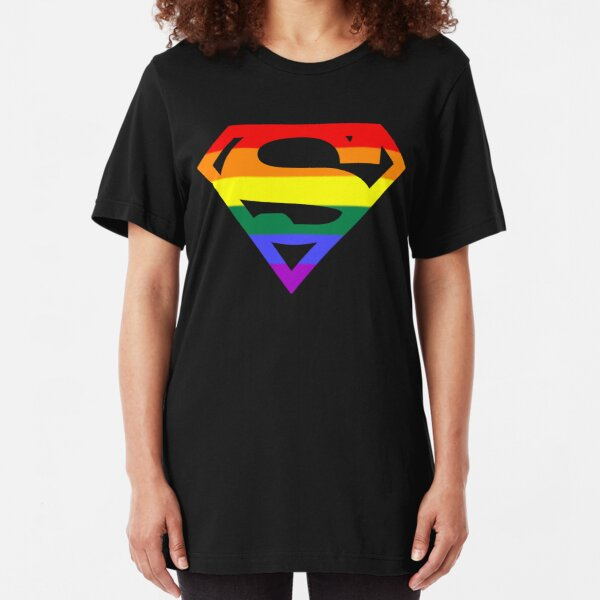 Super Queer 2 Slim Fit T-Shirt