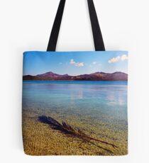 Drifting palm Tote Bag