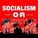 Socialism or Extinction by dru1138