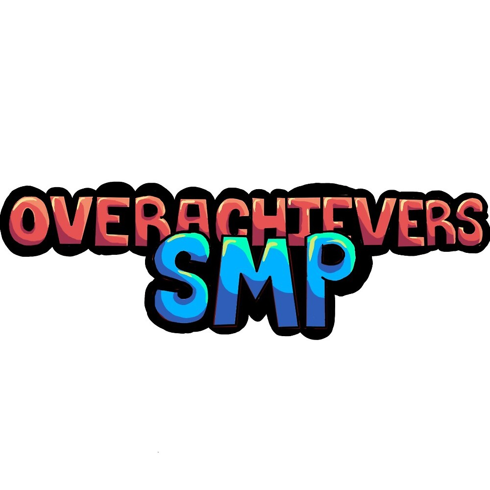 OVERACHIEVERS SMP MERCHANDICE!!! by marco9711