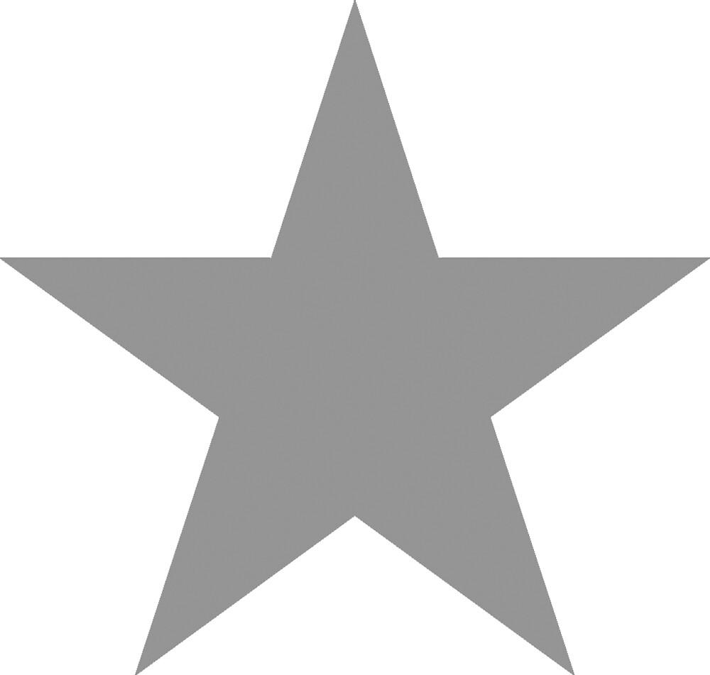 Grey star by rachelshade
