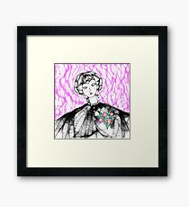Off to the Opera Framed Print
