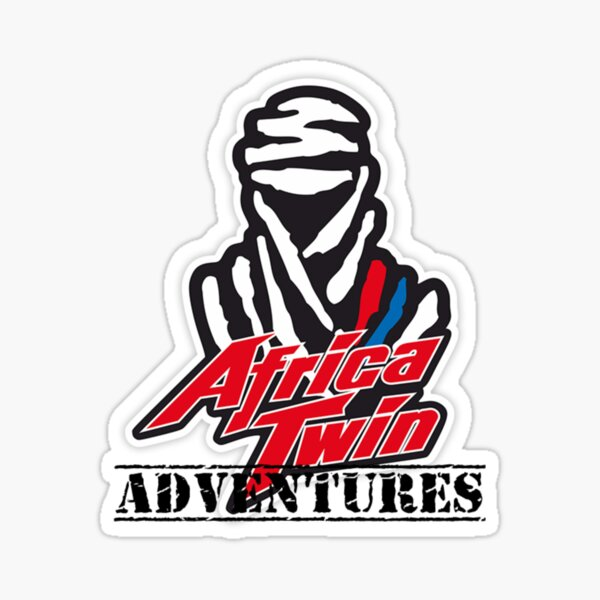 AFRICA TWIN ADVENTURES Sticker