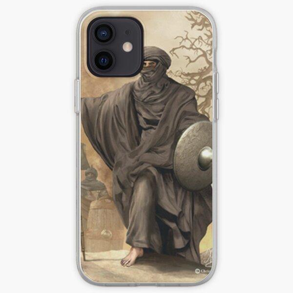 Guerrier Berbere Coque souple iPhone