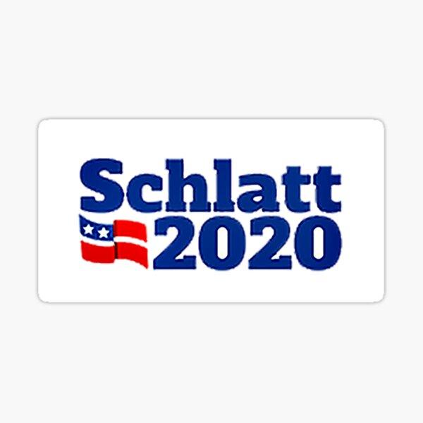 Schlatt 2020 Sticker