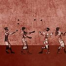 Egyptian games by Marlies Odehnal
