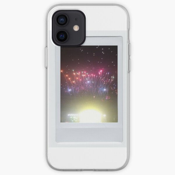 otra polaroid Funda blanda para iPhone