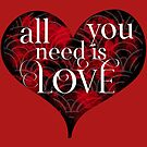 Love Is All You Need by hurmerinta