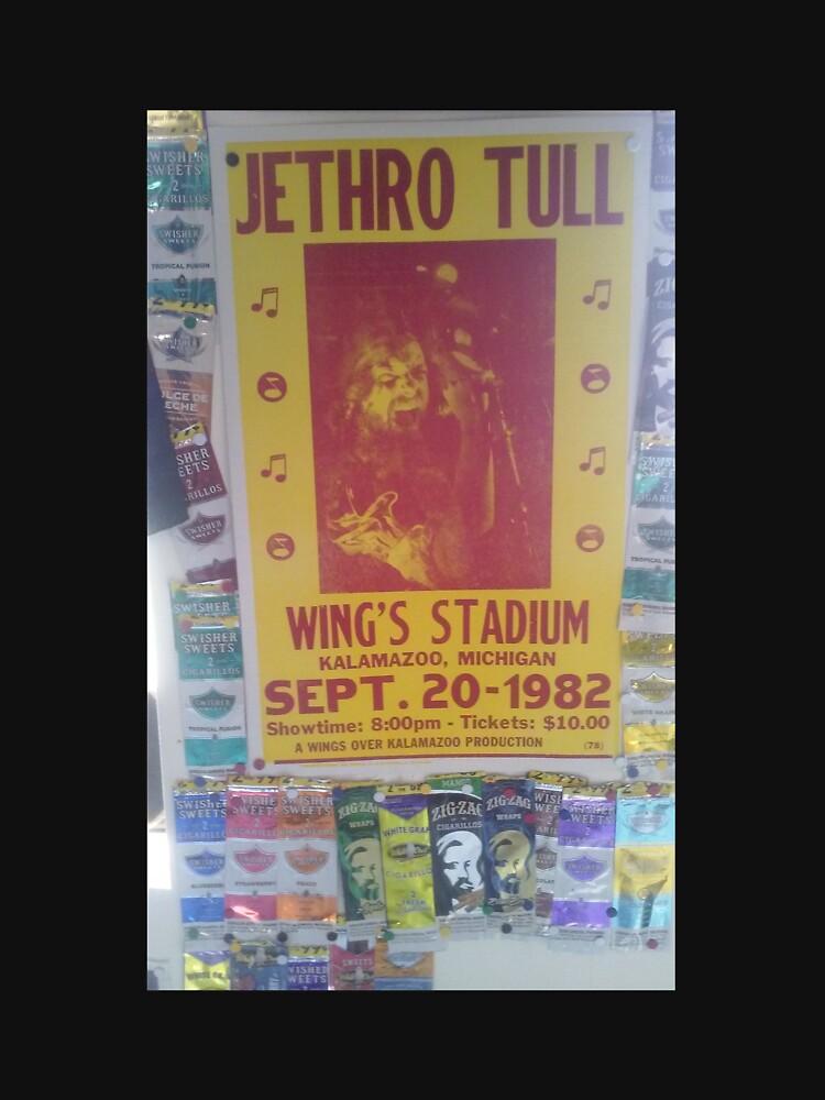 Jethro tull tour  by mcfisturanalcav