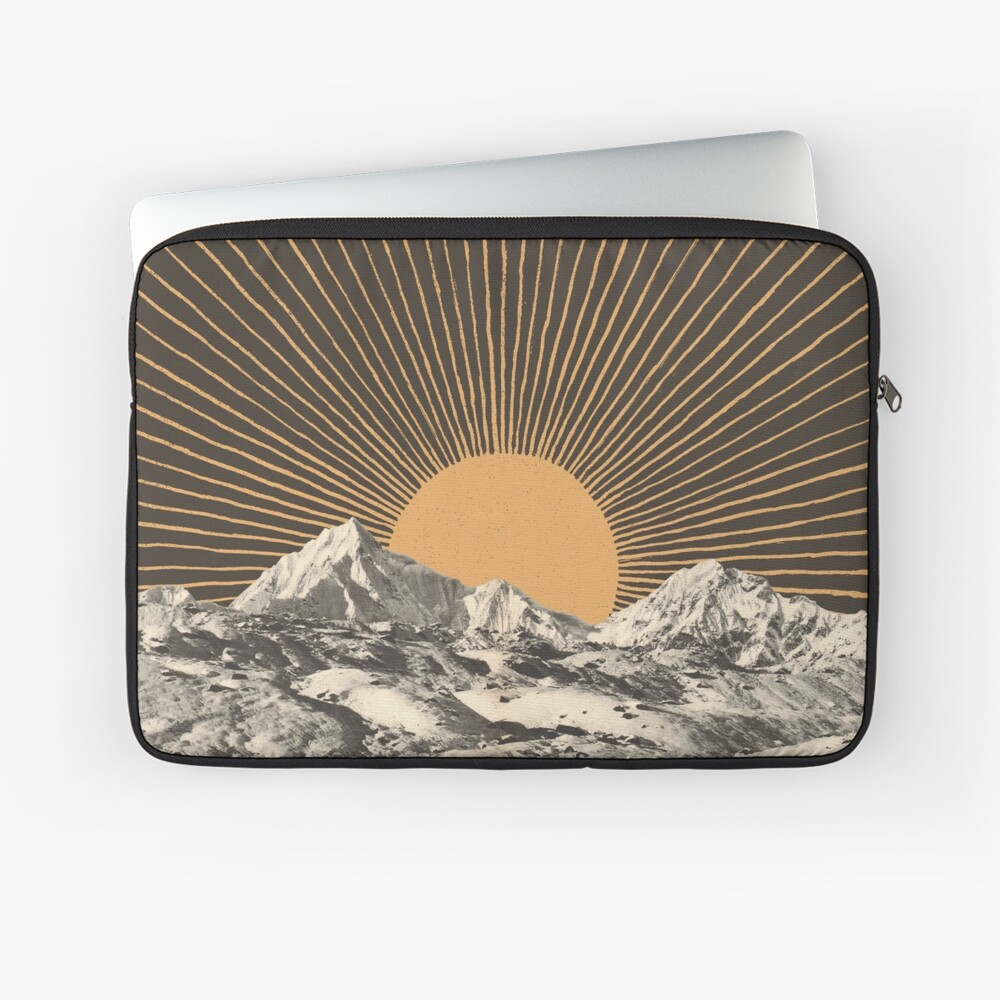 Mountainscape 6 Laptop Sleeve