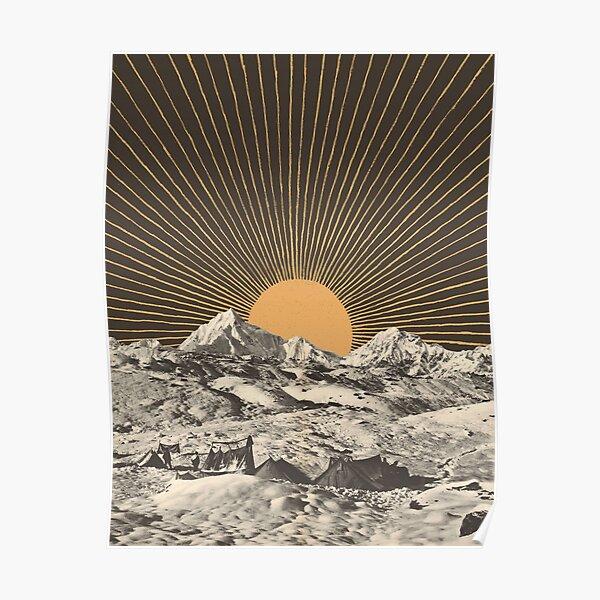 Mountainscape 6 Poster