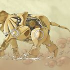 Mechanical Elephant by Chris-Garrett