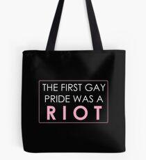 Riot Pride #2 Tote Bag