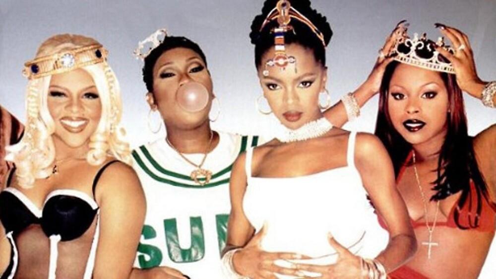 queens of rap by dabootyjuice
