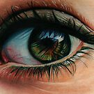Eye i by Brian Scott