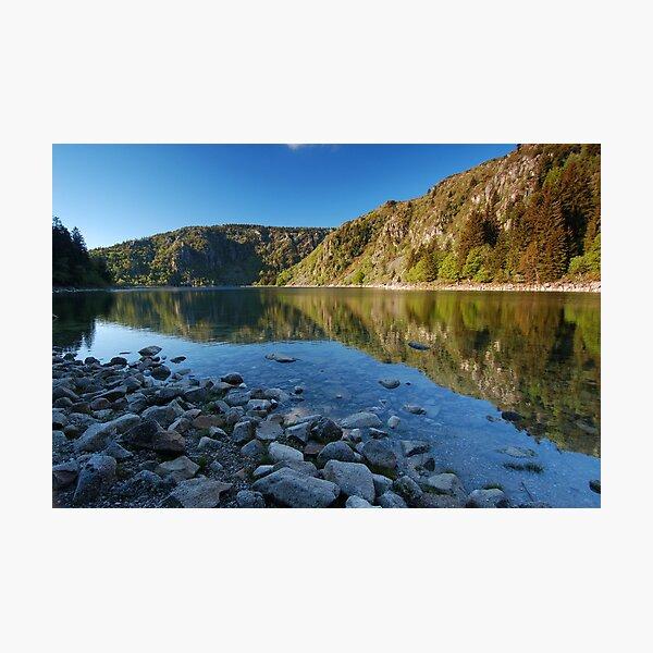 Lac Blanc Photographic Print