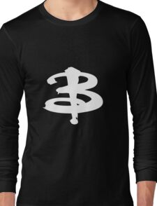 Buffy The Vampire Slayer 'B' v2.0 Long Sleeve T-Shirt