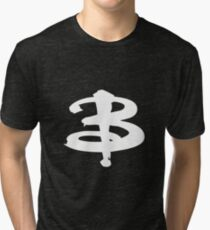 Buffy The Vampire Slayer 'B' v2.0 Tri-blend T-Shirt