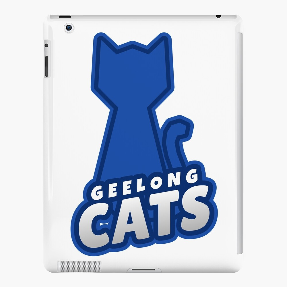 Geelong Cats Ipad Case Skin By Ballist Redbubble