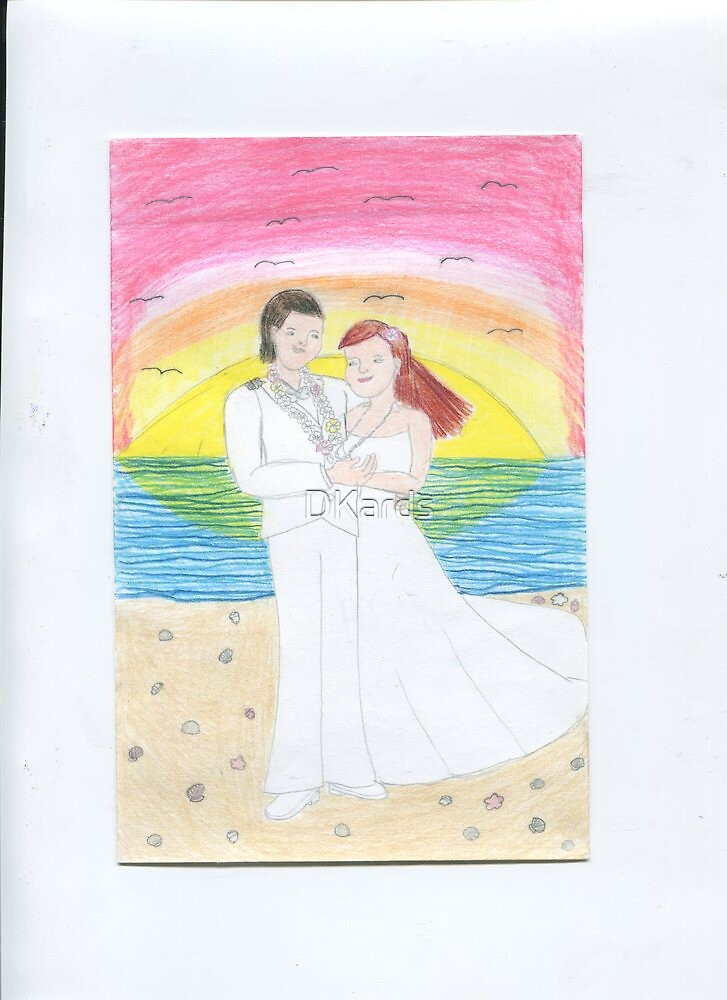 Wedding Paradise by DKards