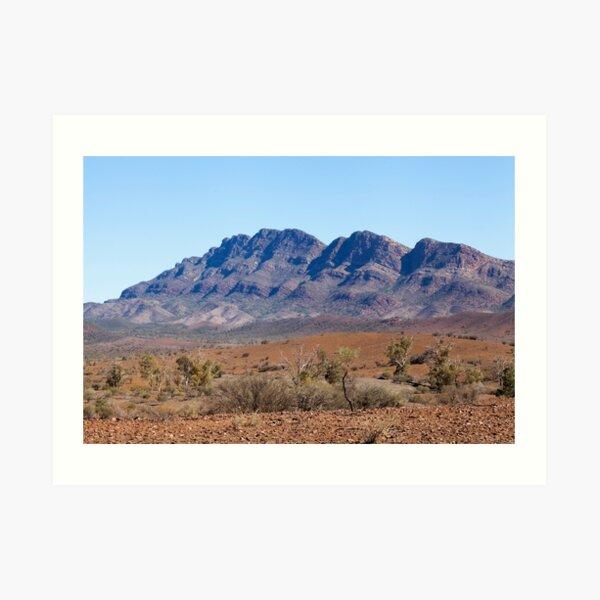 Majestic Flinders View Art Print