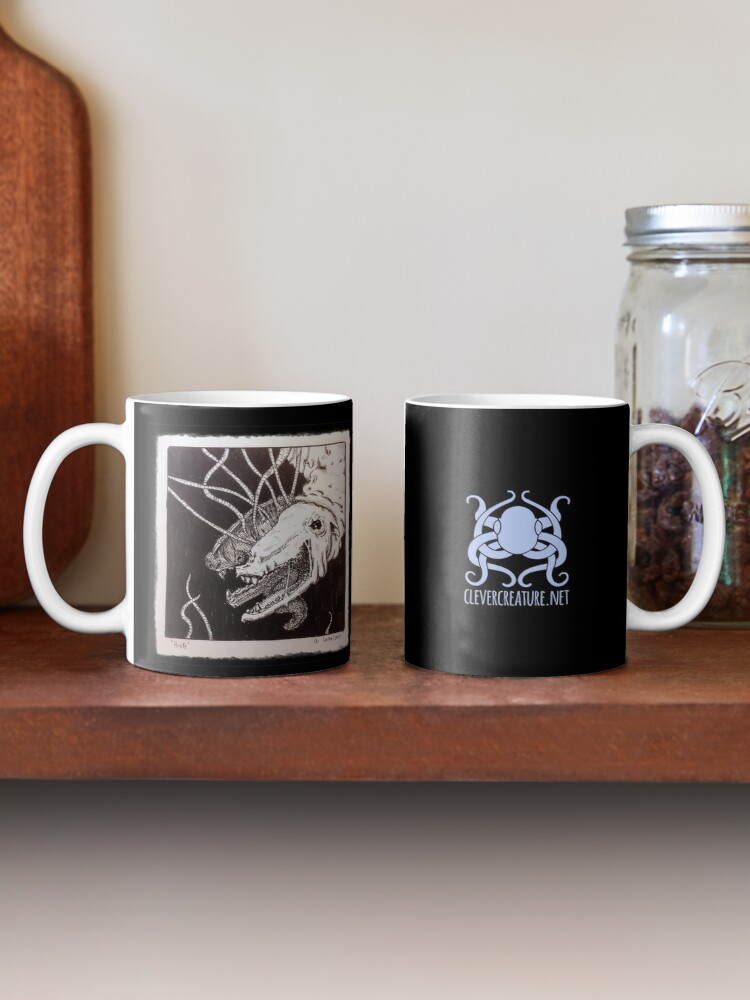 Alternate view of Husky Mug
