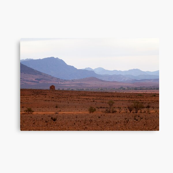 Hawker View Canvas Print