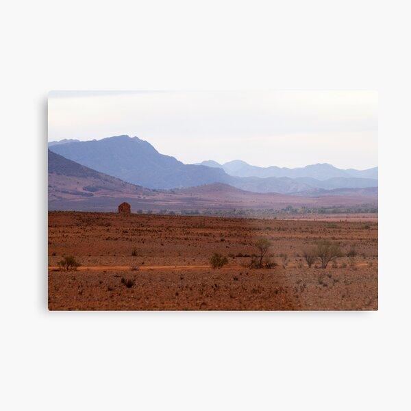 Hawker View Metal Print