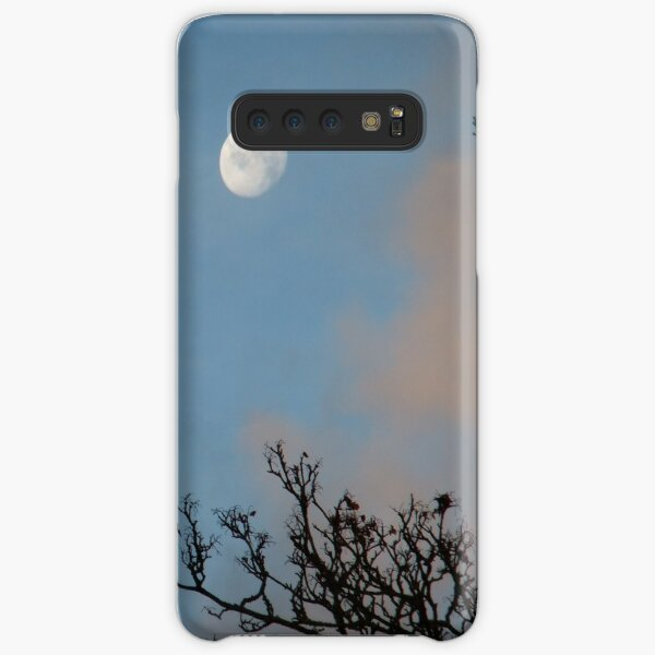 'Morning, Moon Samsung Galaxy Snap Case