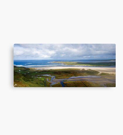 Loughros bay Metal Print