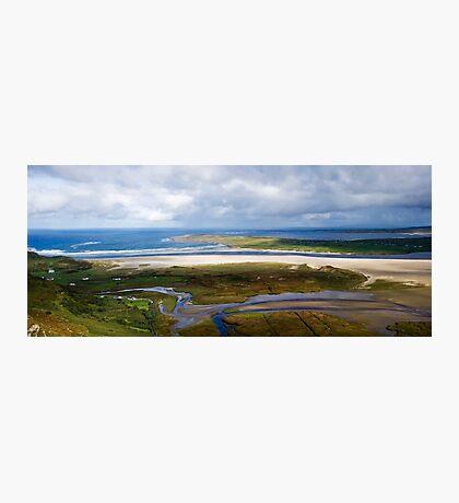 Loughros bay Photographic Print