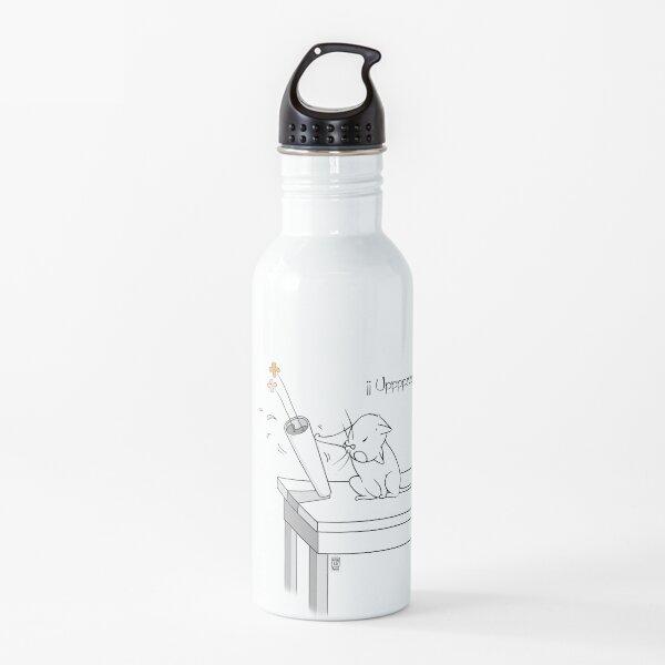 Upsss Botella de agua