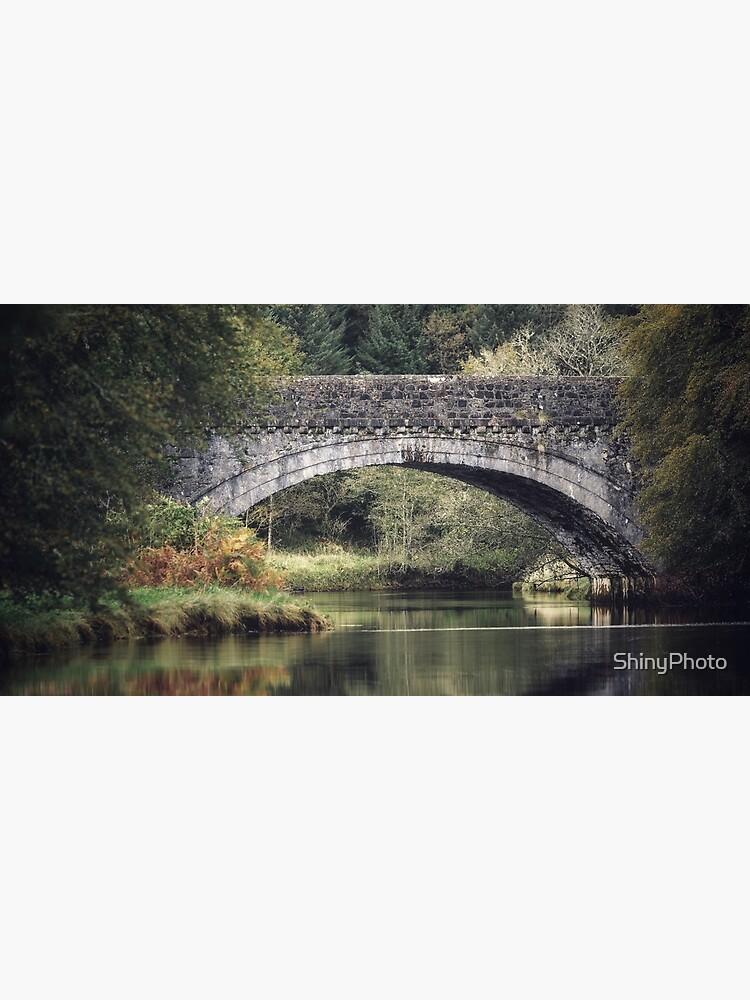 Bridge, Dubh Loch by ShinyPhoto