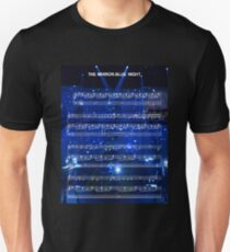 The Mirror - Blue Night - Spring Awakening Unisex T-Shirt