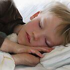 Sleeping 1 by Sandra Guzman