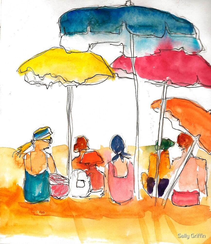 Beach Buddies by Sally Griffin