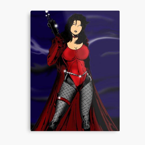 Eden Van Helsing Metal Print