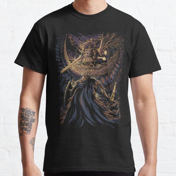 Jinetes de la tormenta Camiseta clásica