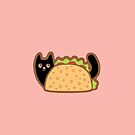 Black Cat Taco by evannave