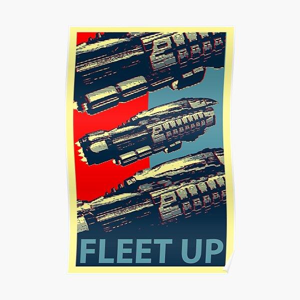 Vorabend Online - Flotte auf Poster
