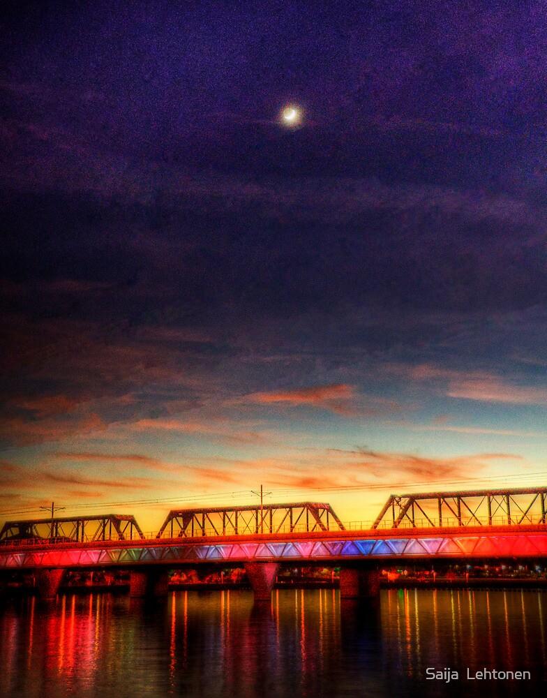 Rainbow Bridge by Saija  Lehtonen