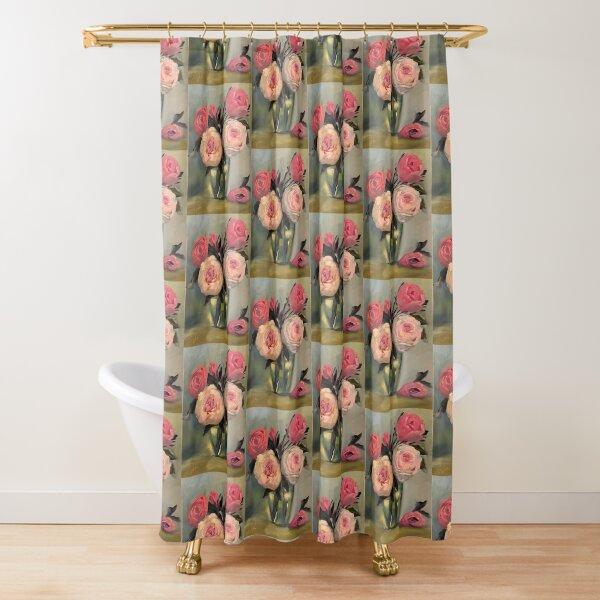 Hot Date Shower Curtain