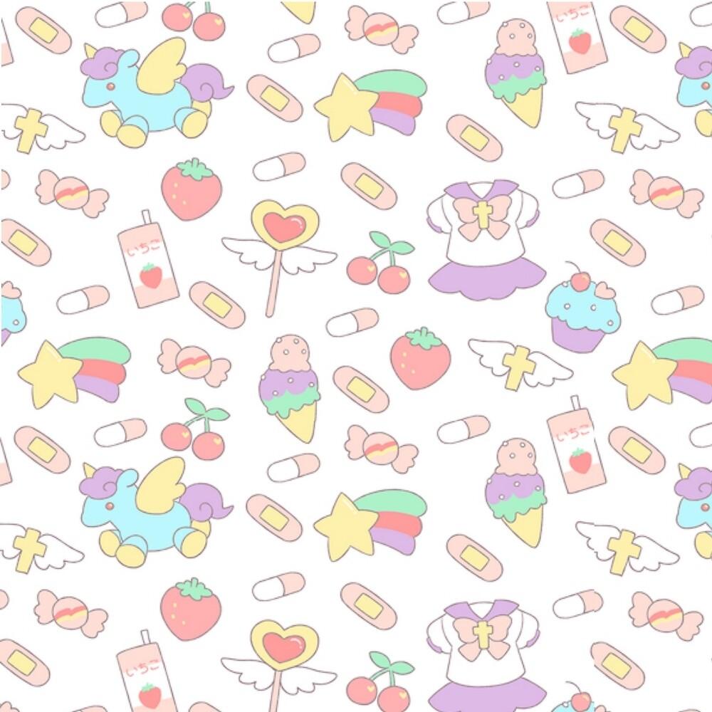 ♥ Pills, Potion & Kawaii ♥ by strawberrydoll