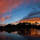 Sunset after rain by Akif  Kaynak