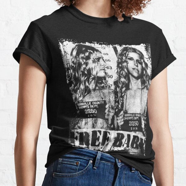 FREE BABY - 3 From Hell - Devils Rejects Classic T-Shirt